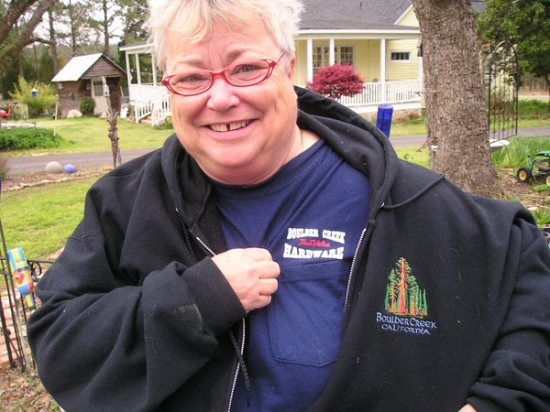 Cindy DeCesare - Boulder Creek resident