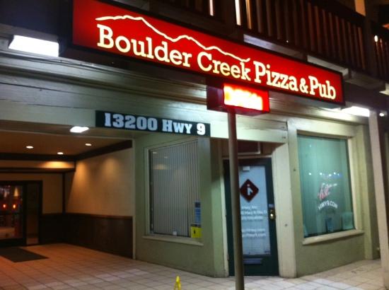 Boulder Pizza
