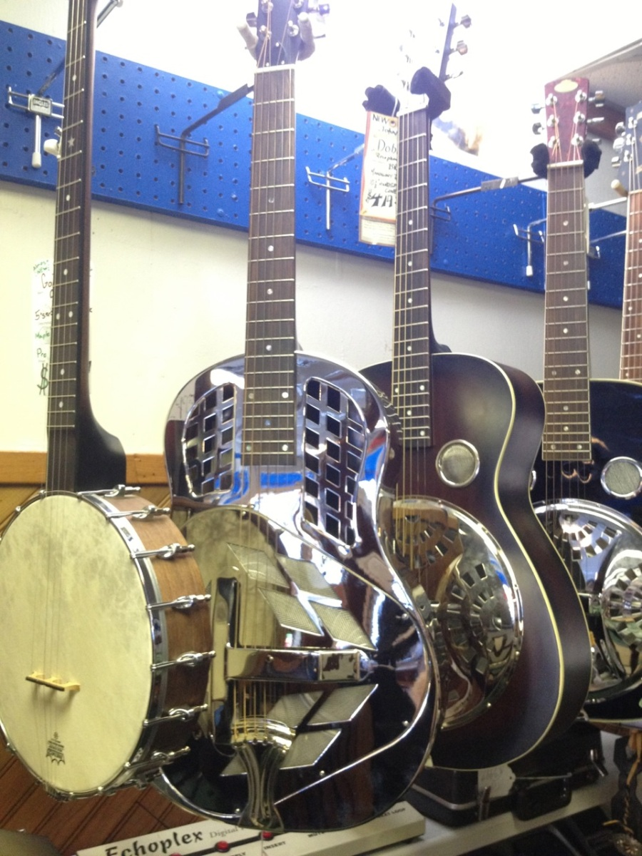 banjo and steel