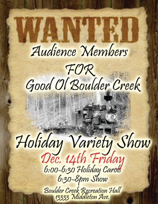 news - boulder creek