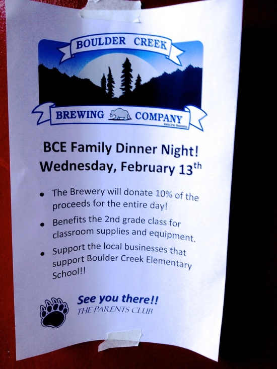 Boulder Creek brewing Company