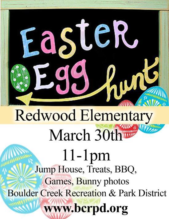 BC Egg Hunt