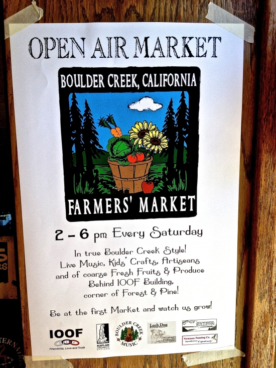 Boulder Creek Market