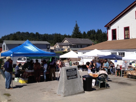 Boulder Creek Farmers market