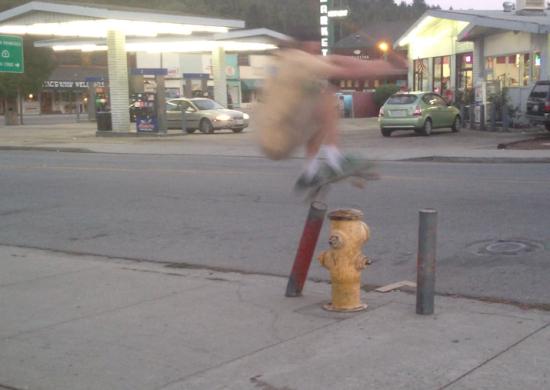 ryan skateboarding