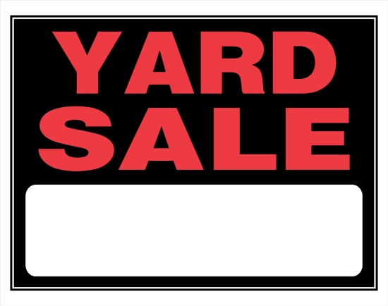 boulder creek-yard-sale