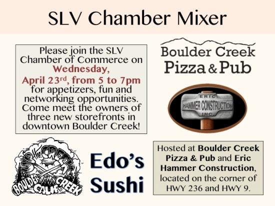 SLV chamber mixer