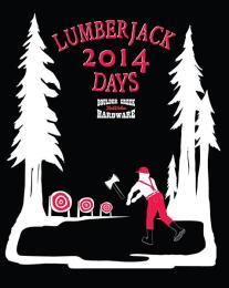 2014-07-04 Lumberjack Days