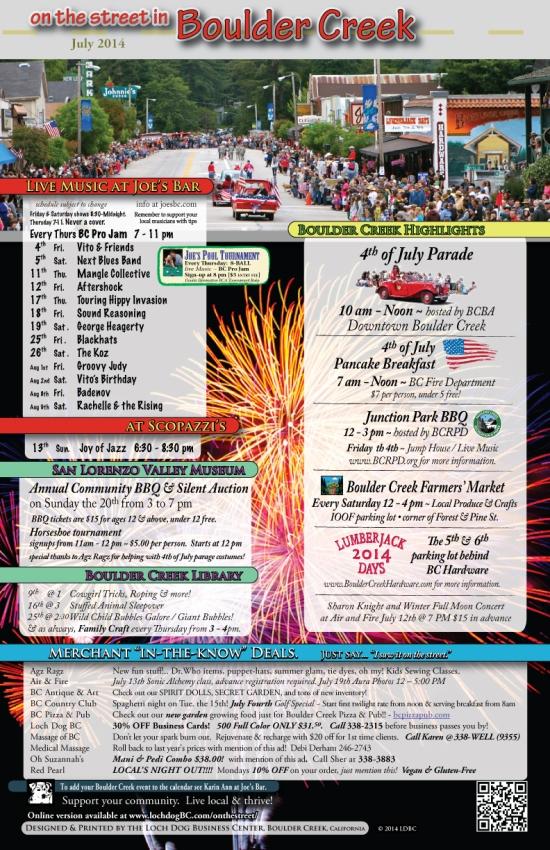 2014-07 Calendar