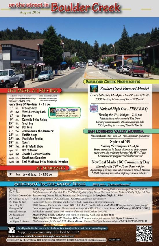 2014-08 Calendar
