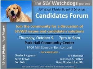 2014-10-09 SLVWD Forum