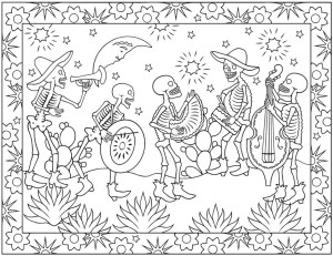 Day of the Dead - Band01
