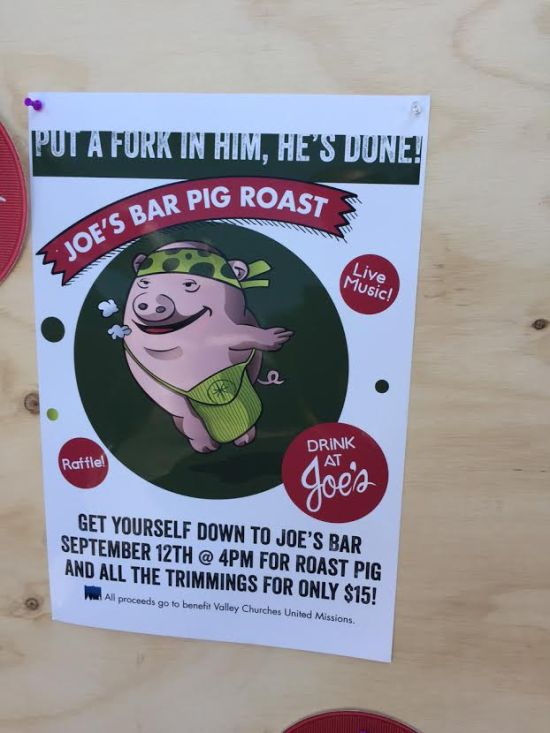 Joes Pig Roast Boulder Creek