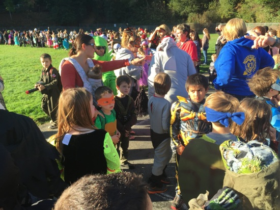 Boulder Creek Elementary Halloween