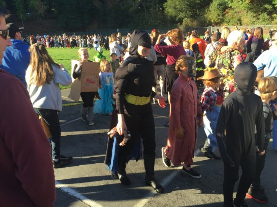 Boulder Creek Halloween