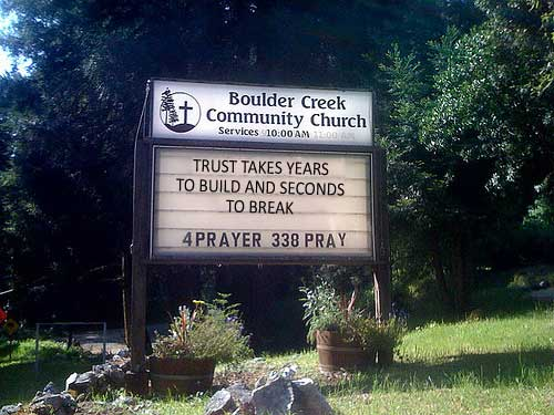 BOULDER-CREEK-CHURCH-SIGN-TRUST