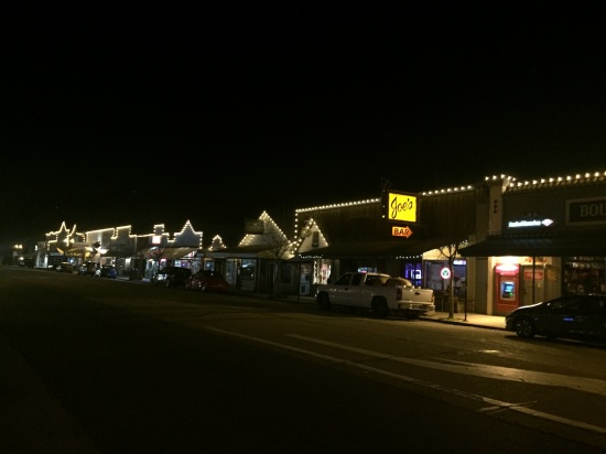 Boulder Creek Town Lights update