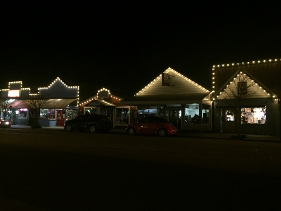 news Boulder Creek Town Lights1